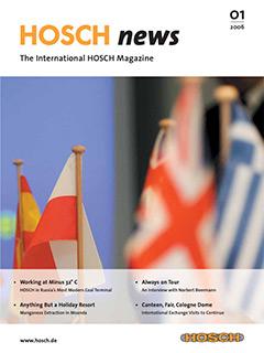 HOSCH news 01-2006