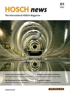 HOSCH news 01-2007