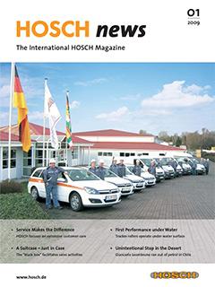 HOSCH news 01-2009