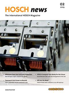 HOSCH news 02-2009