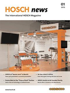 HOSCH news 01-2010