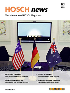 HOSCH news 01-2011