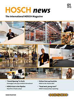 HOSCH news 01-2013