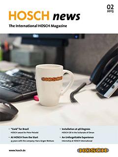 HOSCH news 02-2013